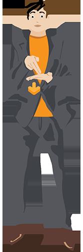 Logo - API Lsf : Illustration fidélité